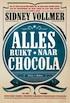 Alles ruikt naar chocola - cover boek